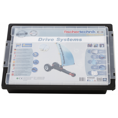 fischertechnik Drive Systems