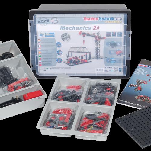 fischertechnik Mechanics (2.0)