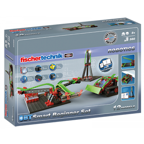 fischertechnik BlueTooth Smart Beginner Set