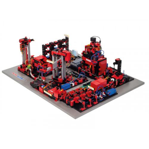 Training Factory Industry 4.0 24V - Simulation