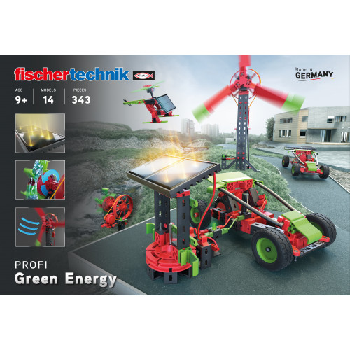 fischertechnik Green Energy