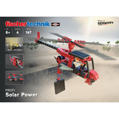 fischertechnik Solar Power