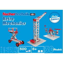 fischertechnik Retro Mechanics