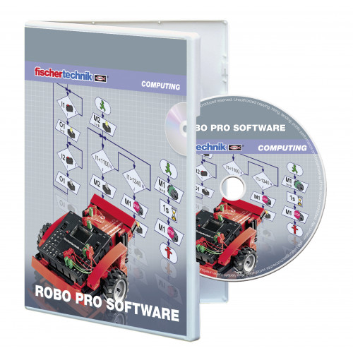 fischertechnik ROBO Pro Software for Windows