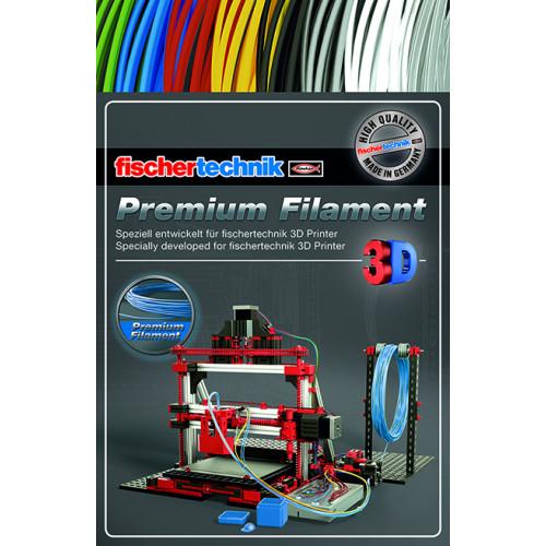 Premium Filament blauw 50g-Spoel