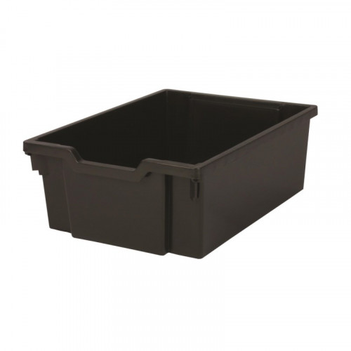 Gratnells storage box 312 x 427 x 150 mm Jet Black