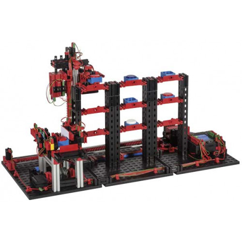 Automated High-Bay Warehouse 9V