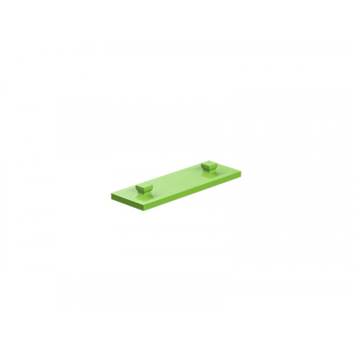 Building plate 15x45 green