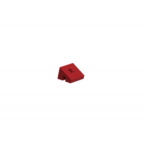 Angle Block 30 Red