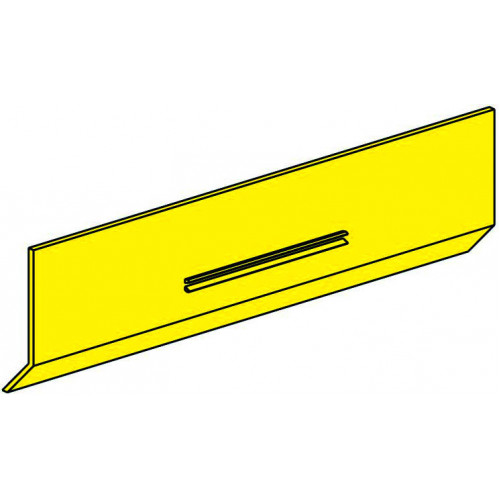 Earth Levelling Scoop 150 Yellow